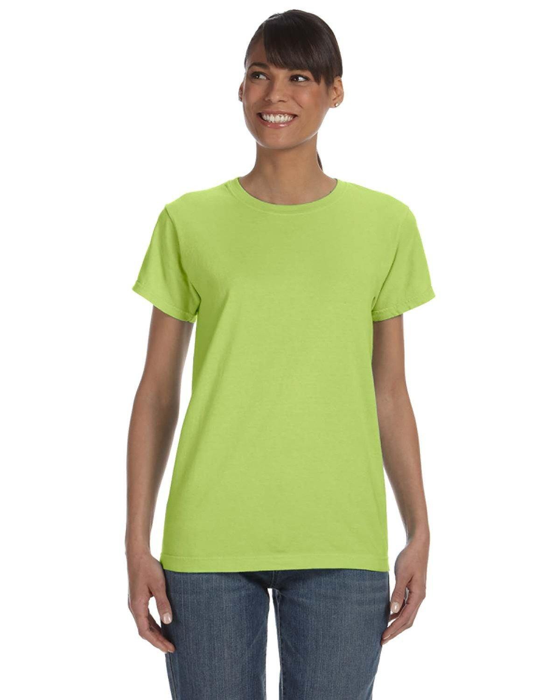 Comfort Colors Ladies' Midweight RS T-Shirt KIWI