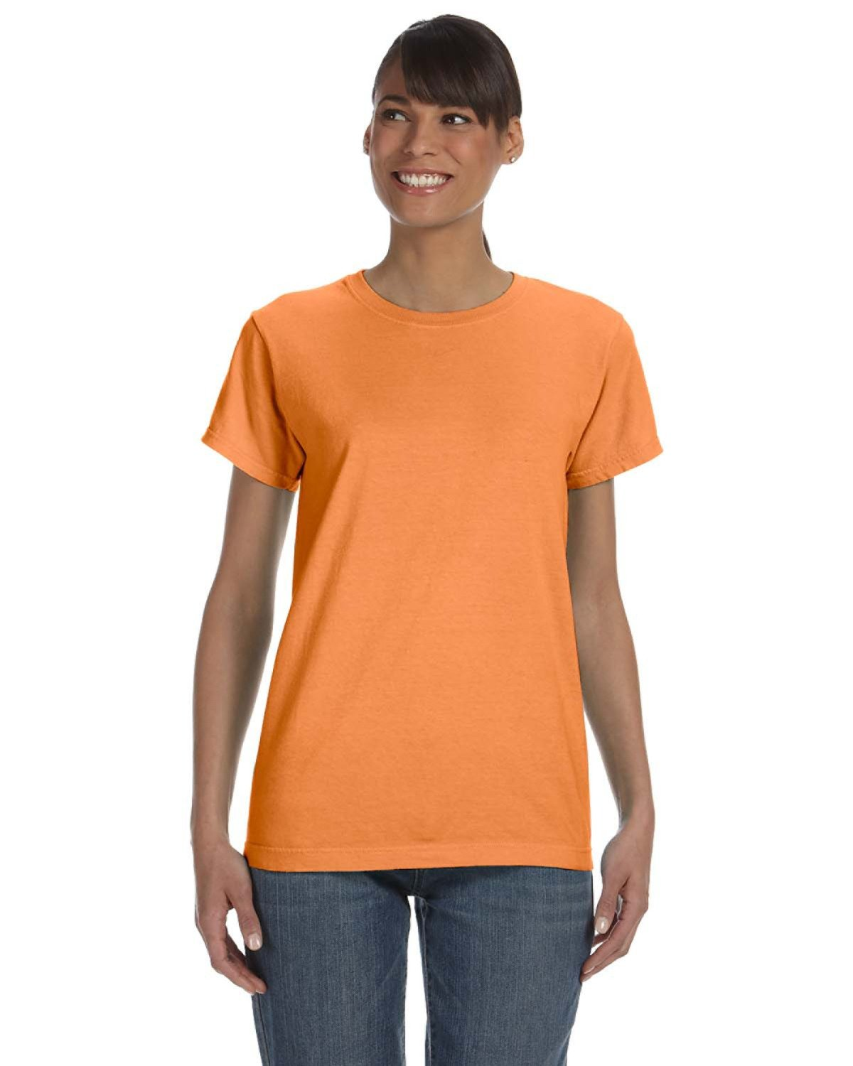 Comfort Colors Ladies' Midweight RS T-Shirt MELON