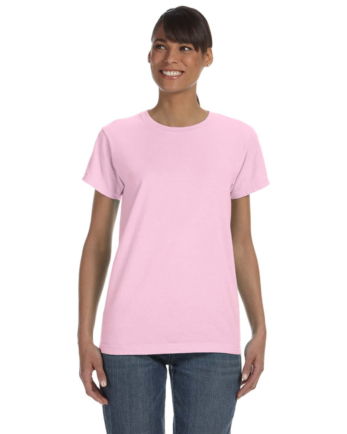 Comfort Colors Ladies' Midweight RS T-Shirt BLOSSOM