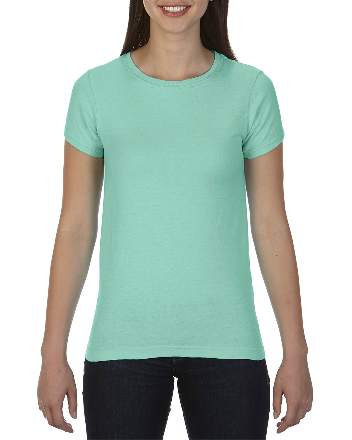Comfort Colors Ladies' Midweight RS T-Shirt ISLAND REEF