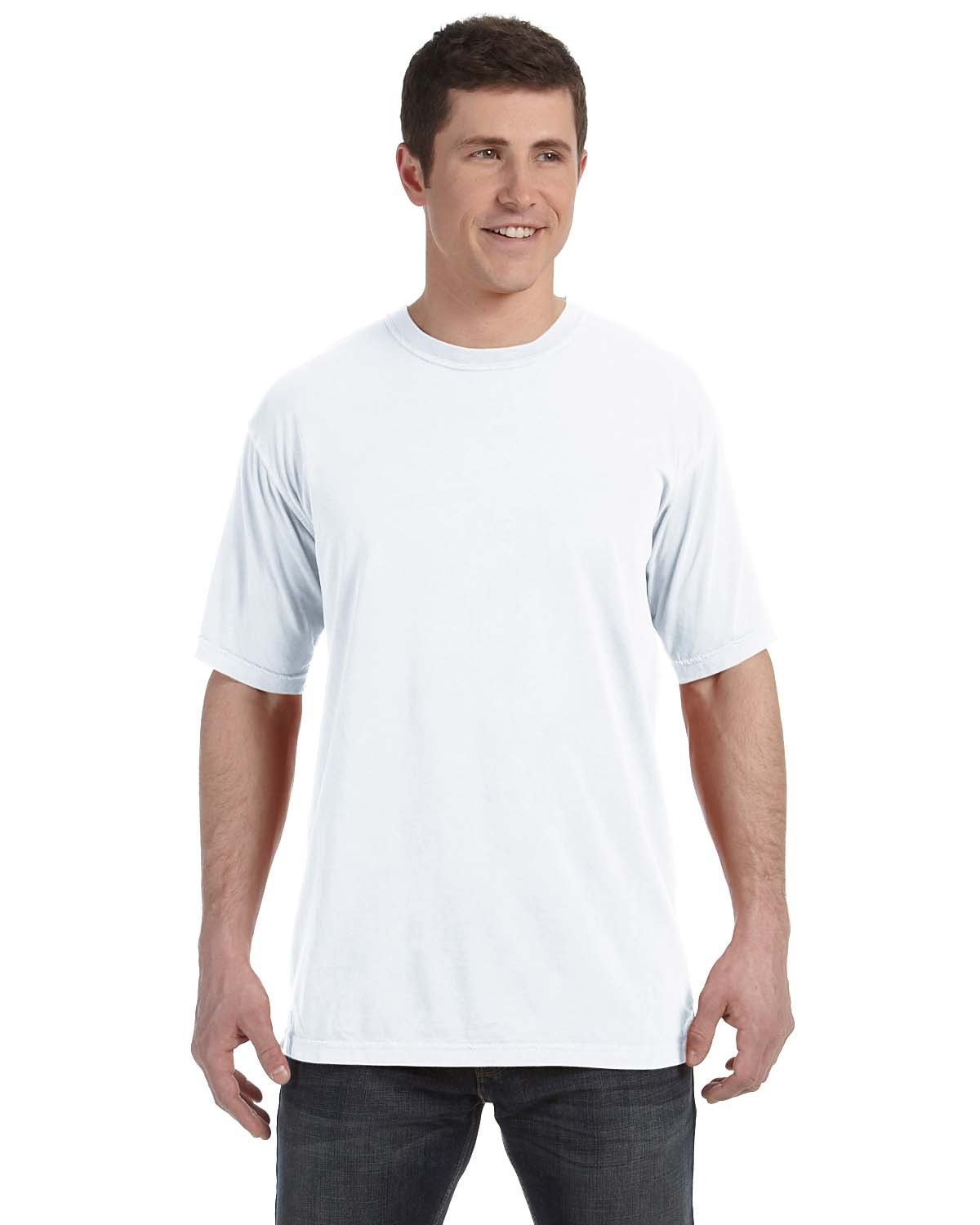 Comfort Colors Adult Midweight T-Shirt WHITE