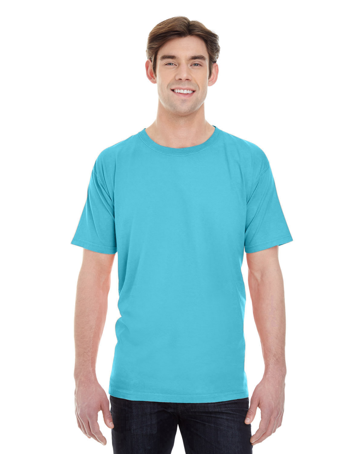 Comfort Colors Adult Midweight T-Shirt LAGOON BLUE