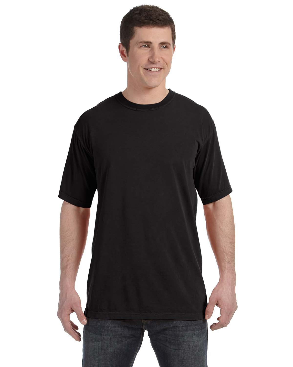 Comfort Colors Adult Midweight T-Shirt BLACK