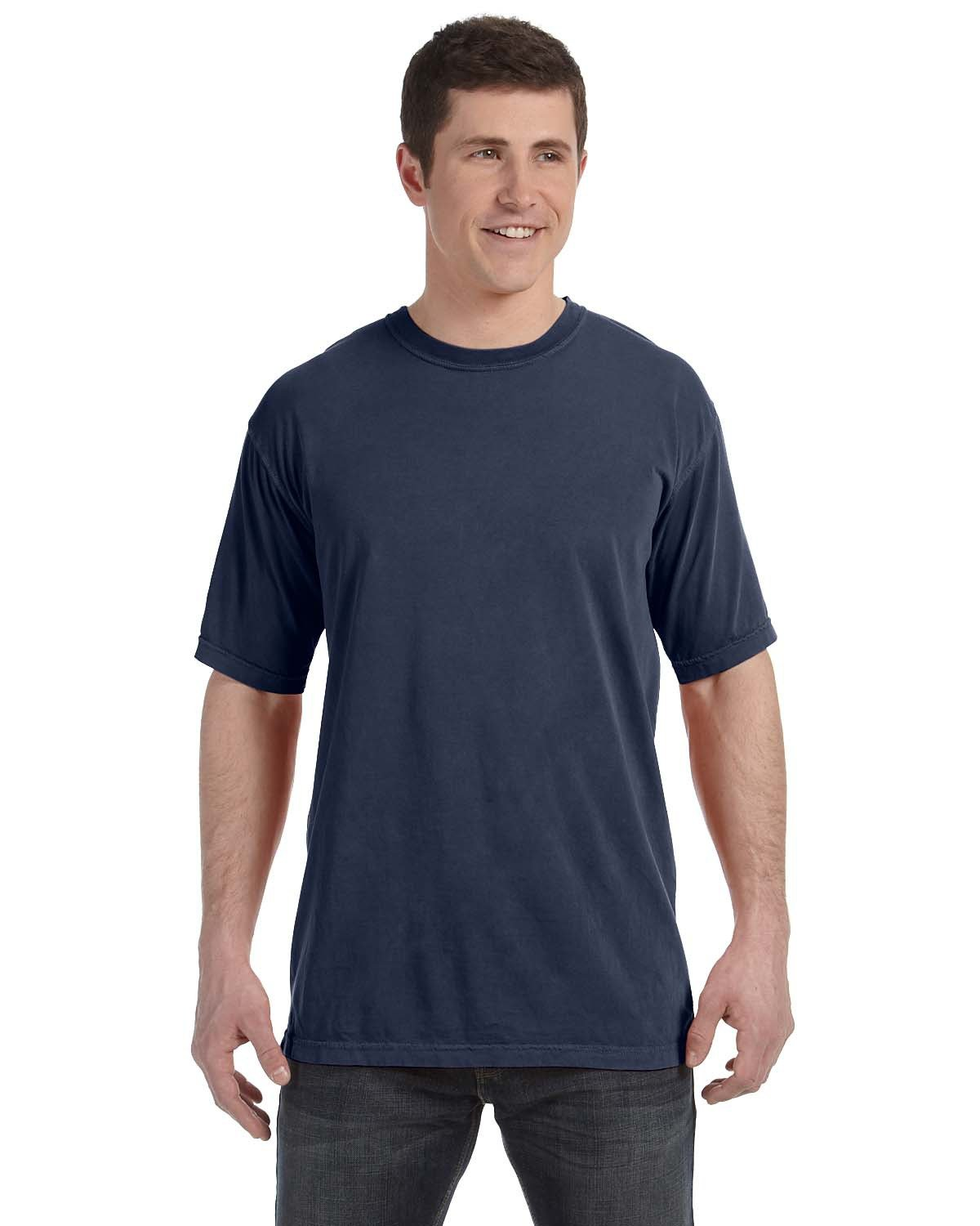 Comfort Colors Adult Midweight T-Shirt NAVY