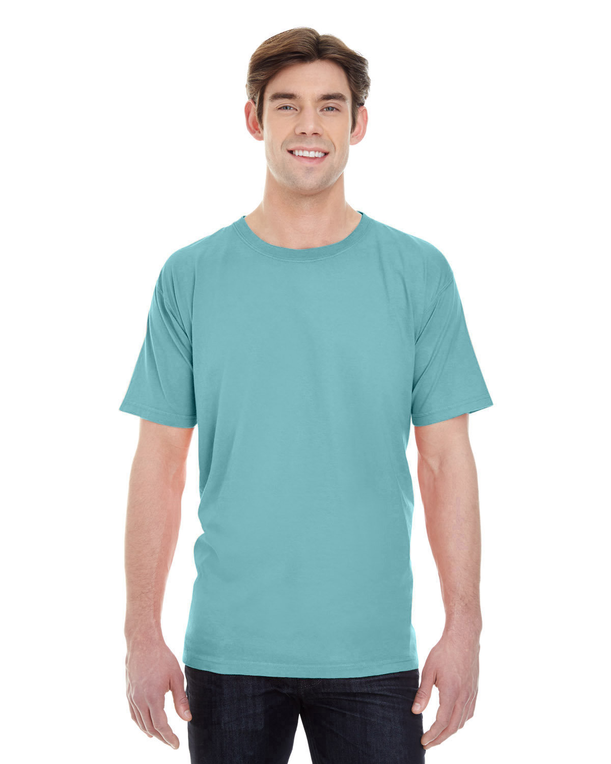 Comfort Colors Adult Midweight T-Shirt CHALKY MINT