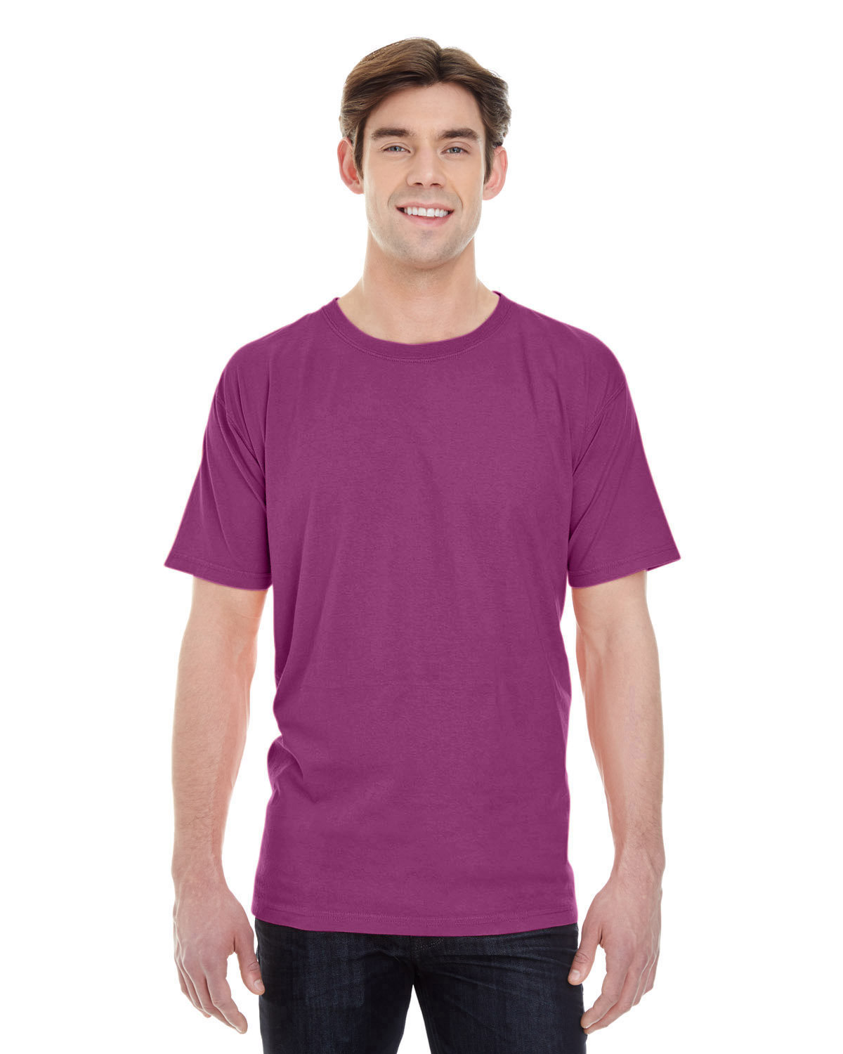 Comfort Colors Adult Midweight T-Shirt BOYSENBERRY
