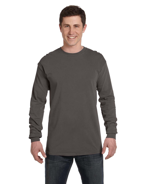 Comfort Colors Adult Heavyweight Long-Sleeve T-Shirt PEPPER