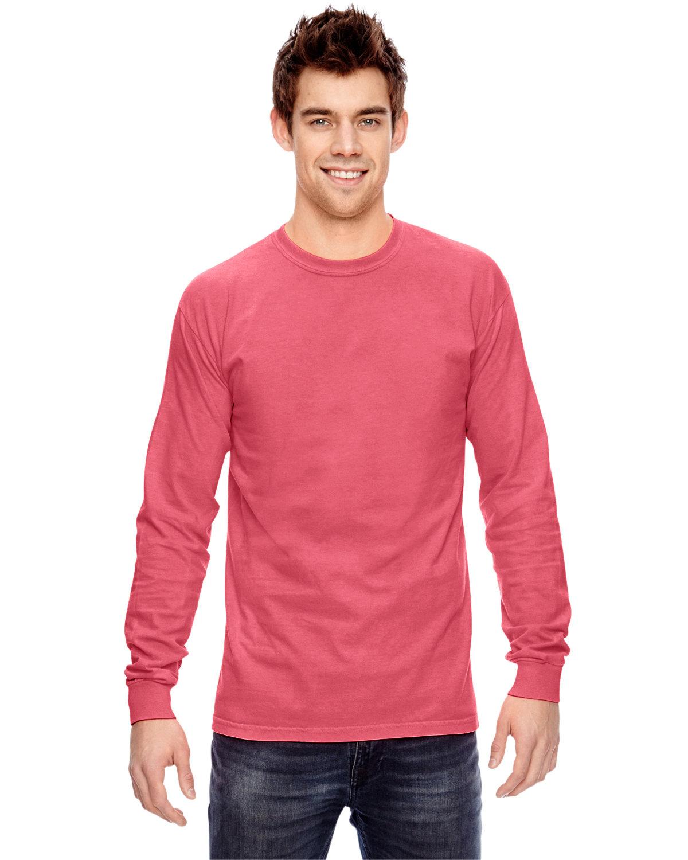 Comfort Colors Adult Heavyweight Long-Sleeve T-Shirt WATERMELON