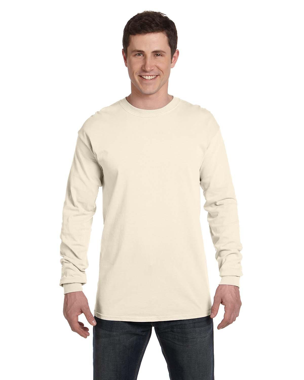 Comfort Colors Adult Heavyweight Long-Sleeve T-Shirt IVORY