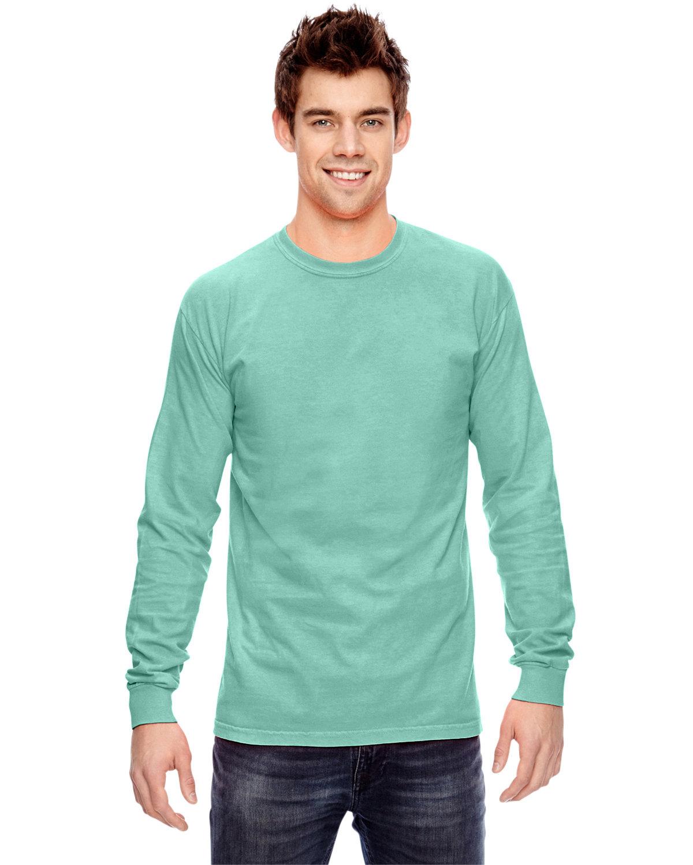 Comfort Colors Adult Heavyweight Long-Sleeve T-Shirt ISLAND REEF