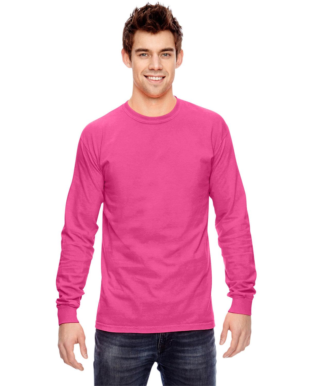 Comfort Colors Adult Heavyweight Long-Sleeve T-Shirt PEONY