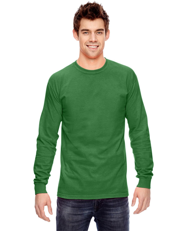 Comfort Colors Adult Heavyweight Long-Sleeve T-Shirt CLOVER