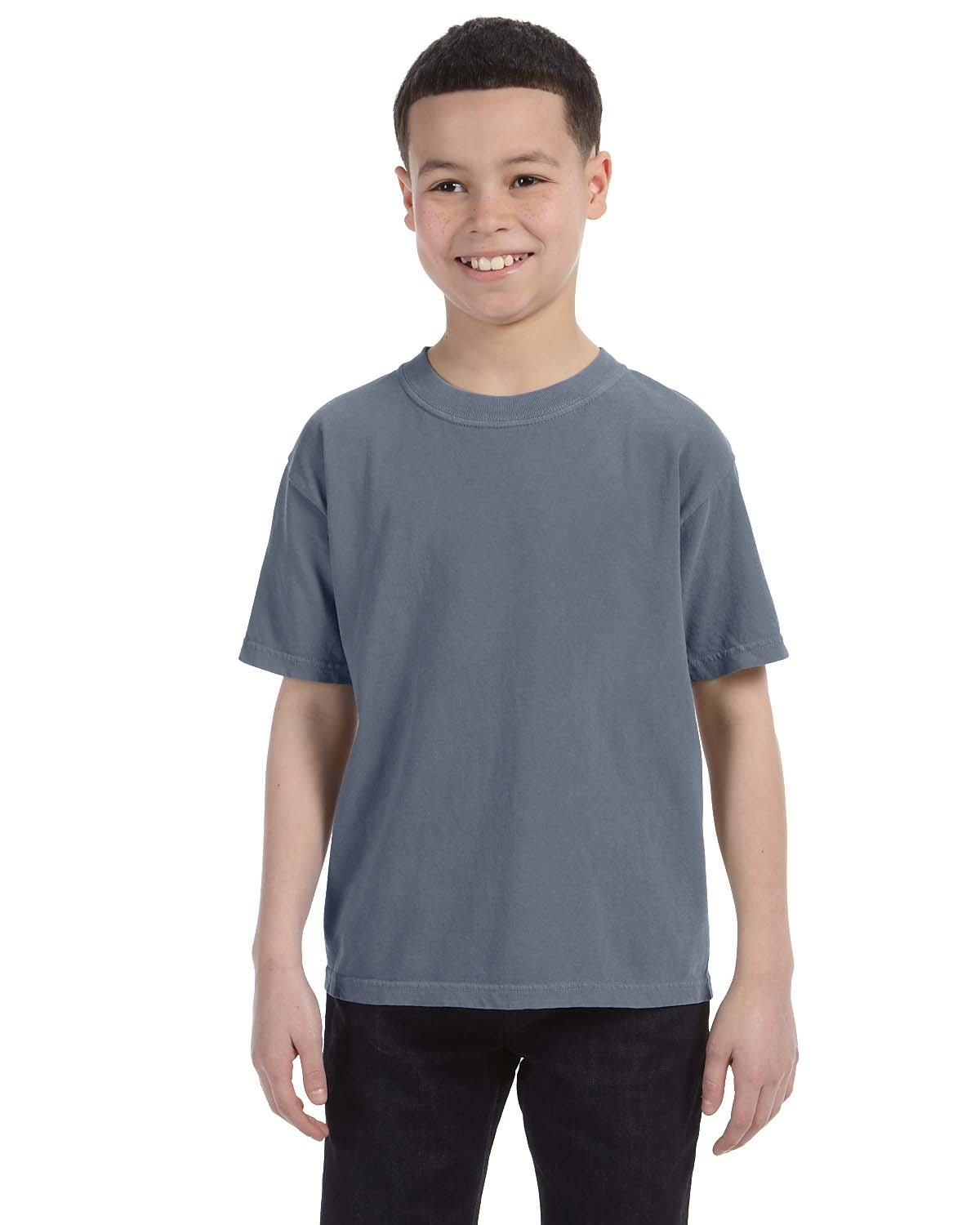 Comfort Colors Youth Midweight RS T-Shirt DENIM