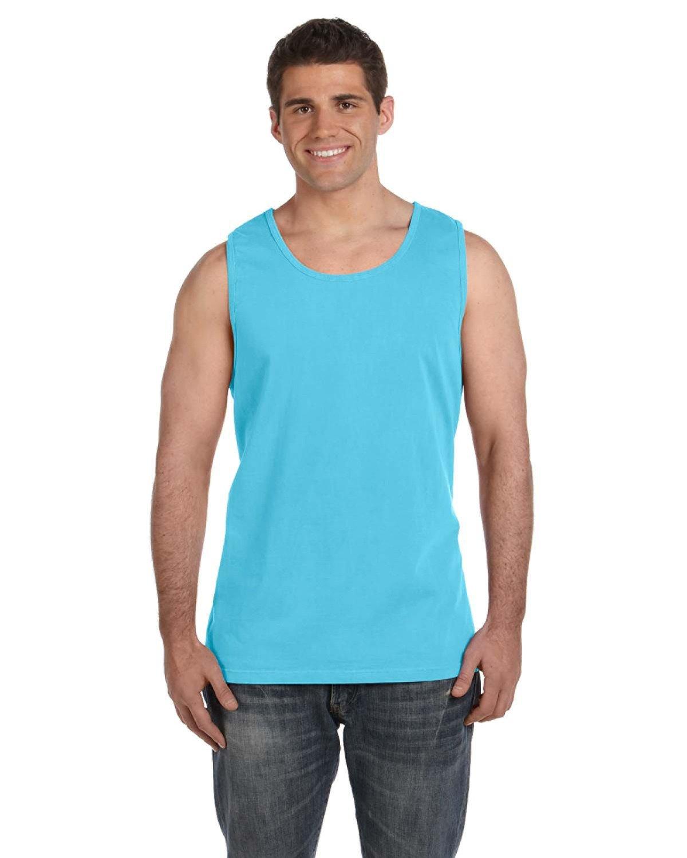 Comfort Colors Adult Heavyweight Tank LAGOON BLUE