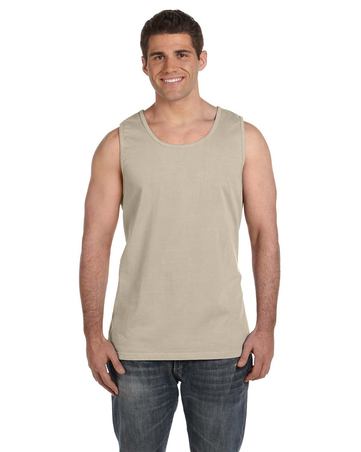 Comfort Colors Adult Heavyweight RS Tank SANDSTONE