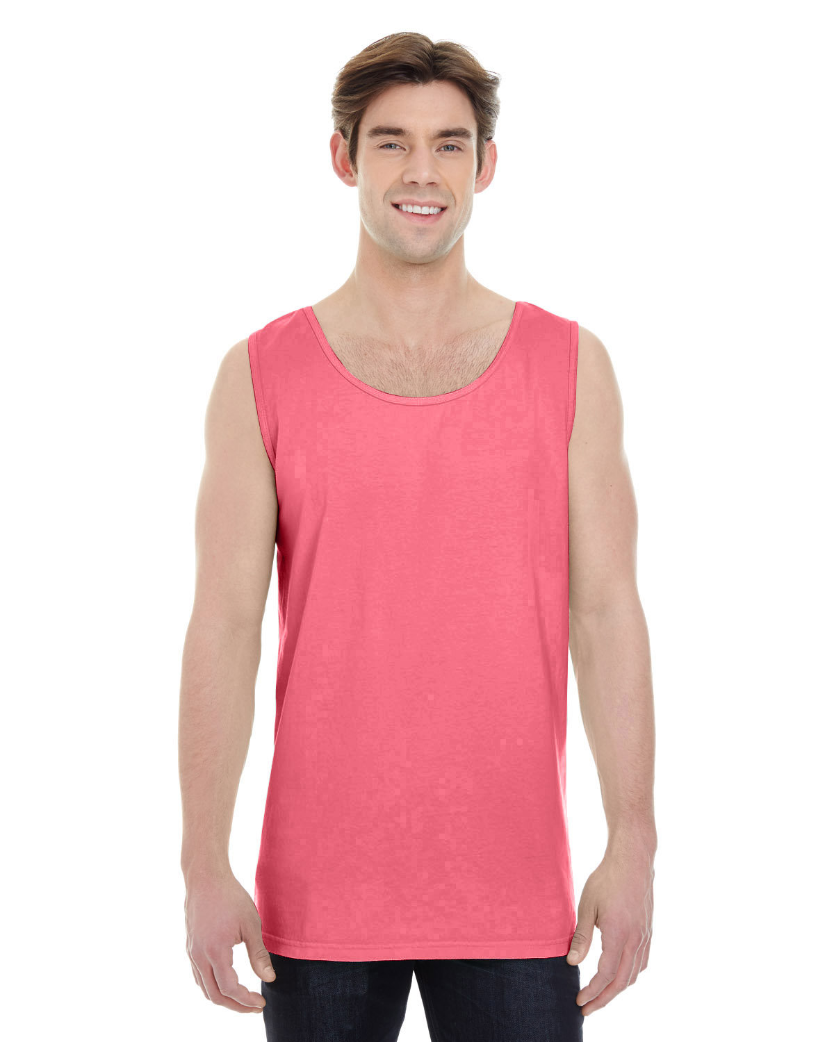 Comfort Colors Adult Heavyweight RS Tank WATERMELON