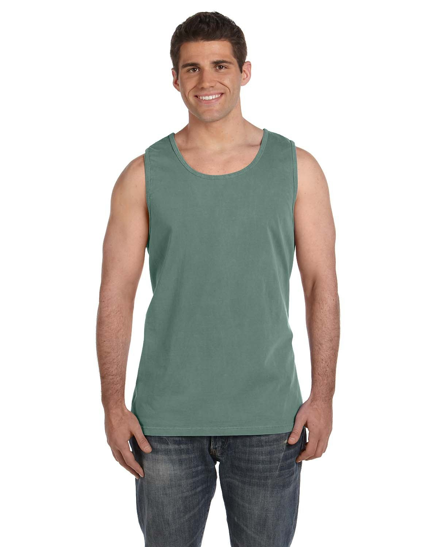 Comfort Colors Adult Heavyweight Tank LIGHT GREEN