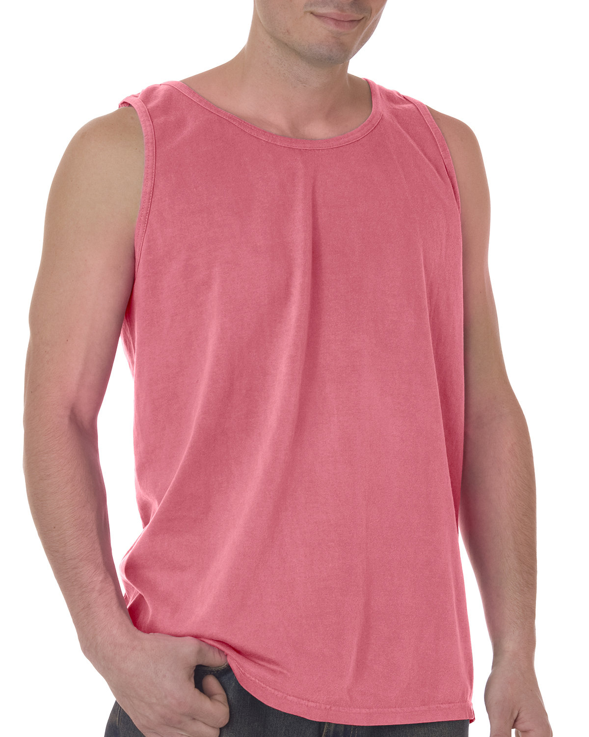 Comfort Colors Adult Heavyweight RS Tank PEONY
