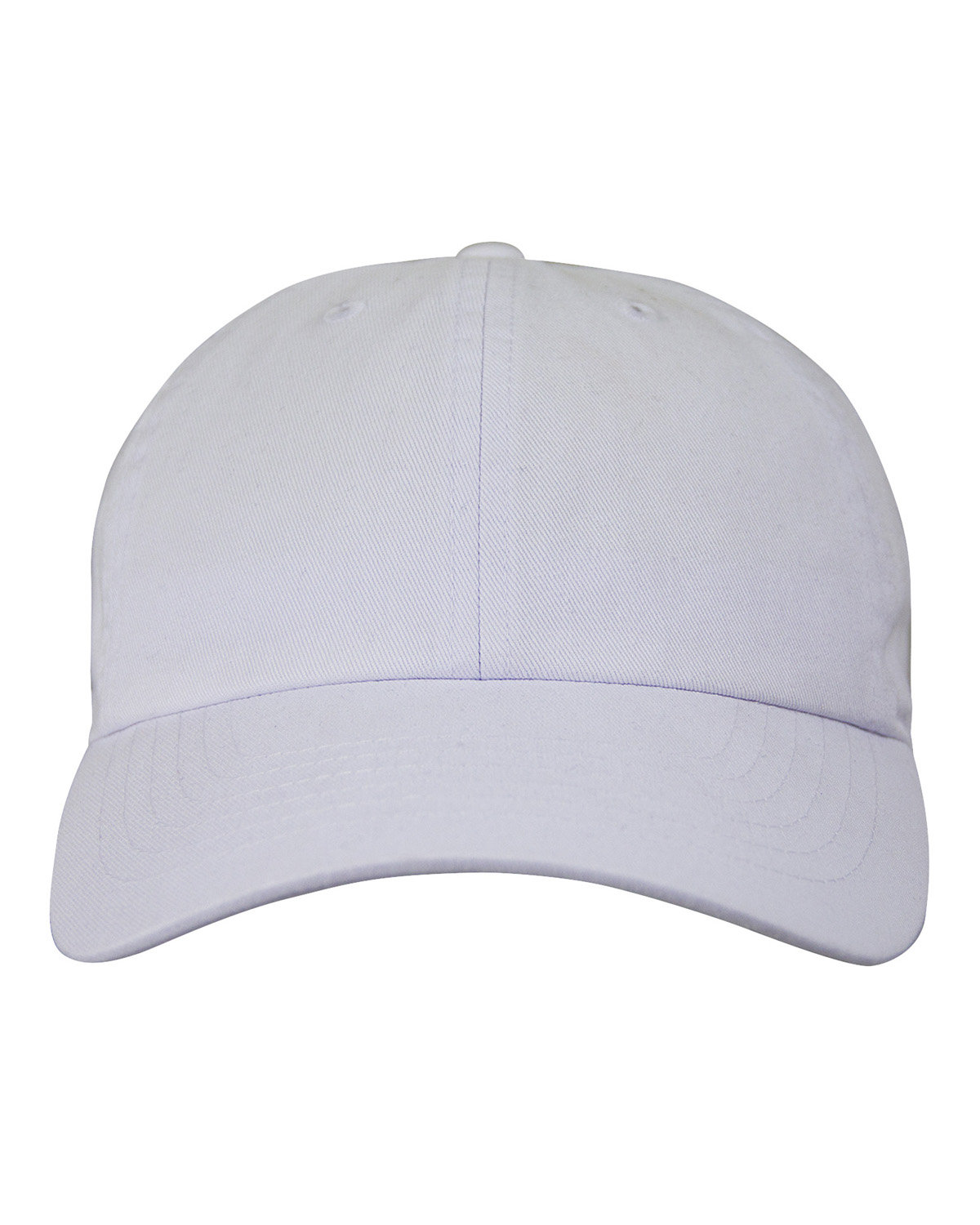 Champion Classic Washed Twill Cap WHITE