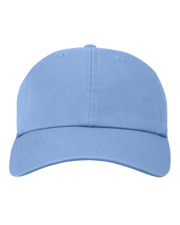 Champion Classic Washed Twill Cap CAROLINA BLUE