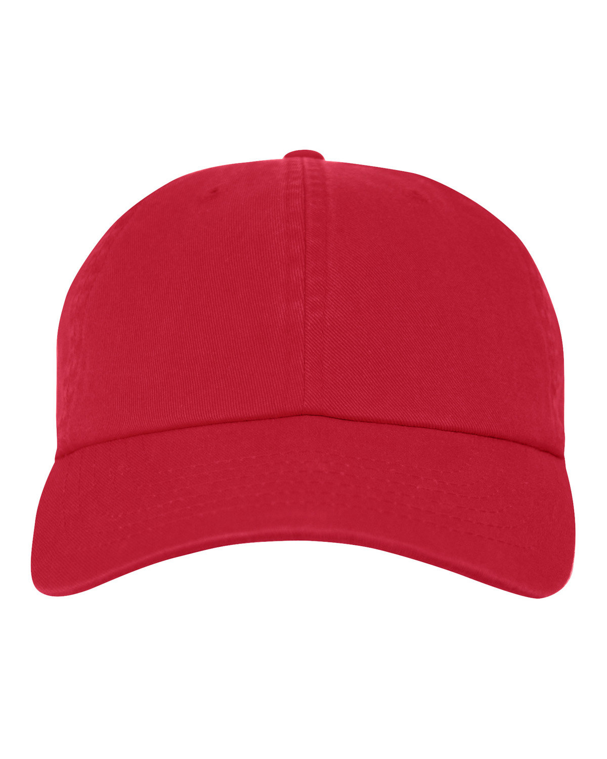 Champion Classic Washed Twill Cap RED