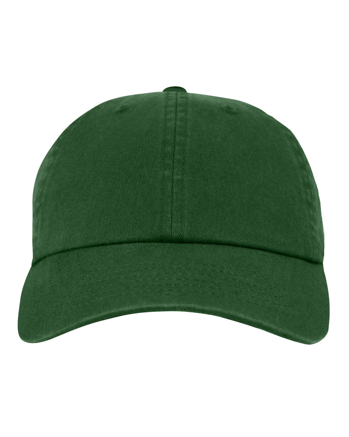 Champion Classic Washed Twill Cap KELLY GREEN