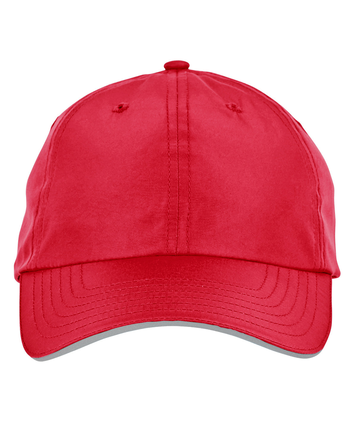Core 365 Adult Pitch Performance Cap CLASSIC RED