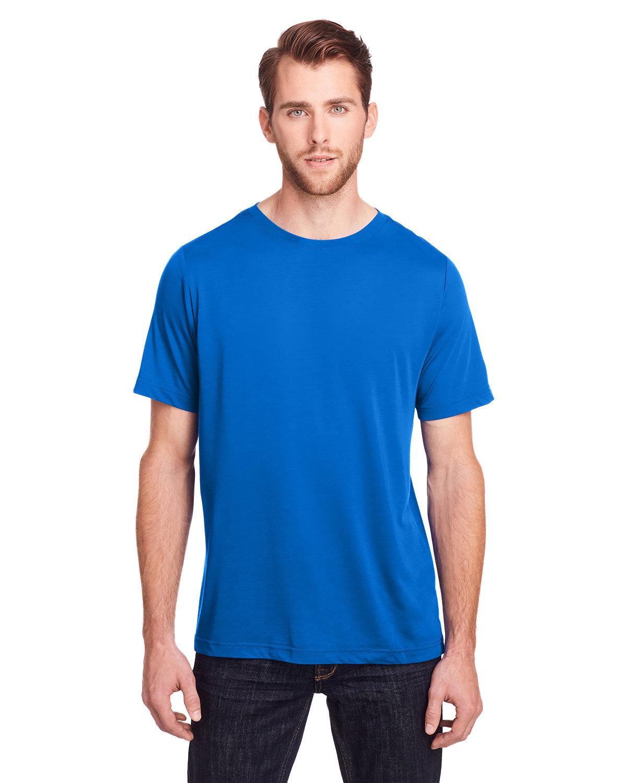 Core 365 Adult Fusion ChromaSoft Performance T-Shirt TRUE ROYAL