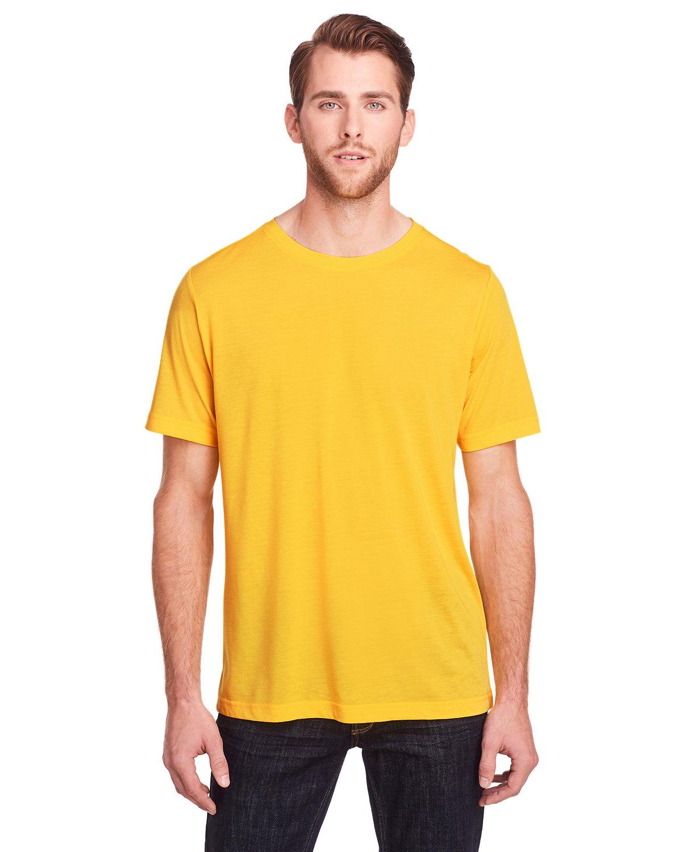 Core 365 Adult Fusion ChromaSoft Performance T-Shirt CAMPUS GOLD