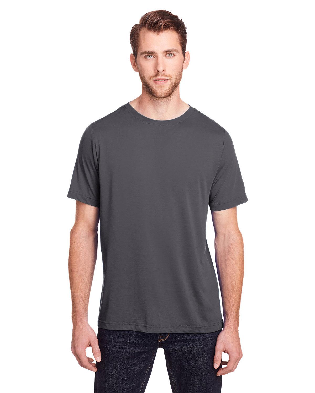 Core 365 Adult Fusion ChromaSoft Performance T-Shirt CARBON