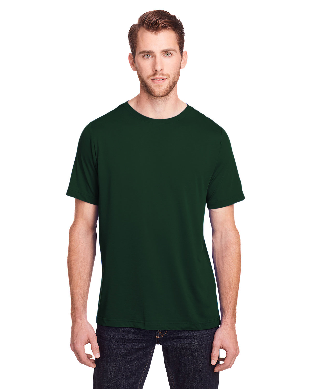 Core 365 Adult Fusion ChromaSoft Performance T-Shirt FOREST