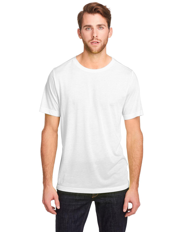 Core 365 Adult Fusion ChromaSoft Performance T-Shirt WHITE