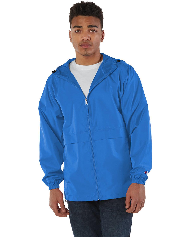 Champion Adult Full-Zip Anorak Jacket ROYAL