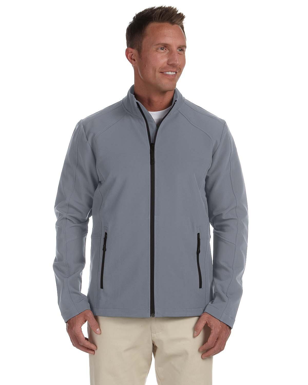 Devon & Jones Men's Doubleweave Tech-Shell® Duplex Jacket GRAPHITE