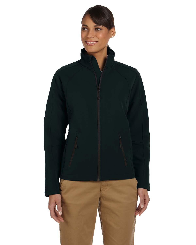 Devon & Jones Ladies' Doubleweave Tech-Shell® Duplex Jacket BLACK