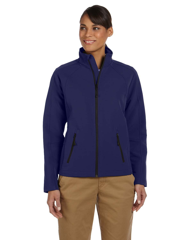 Devon & Jones Ladies' Doubleweave Tech-Shell® Duplex Jacket NEW NAVY