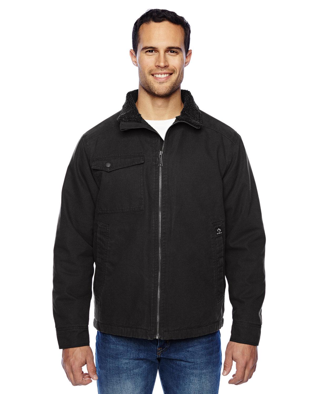 Dri Duck Men's Endeavor Jacket BLACK