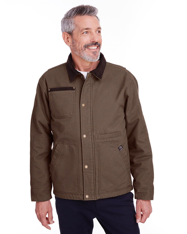 Dri Duck Rambler Jacket TOBACCO