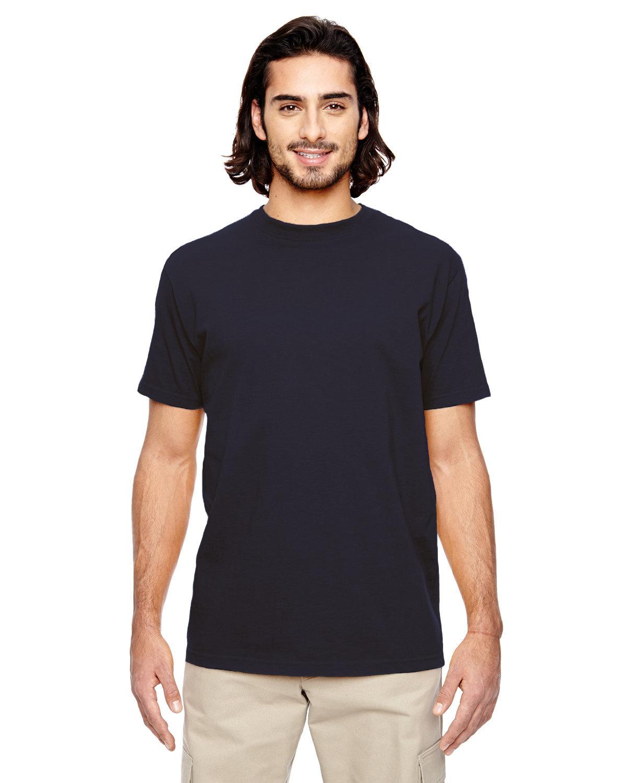 econscious Men's 100% Organic Cotton Classic Short-Sleeve T-Shirt PACIFIC