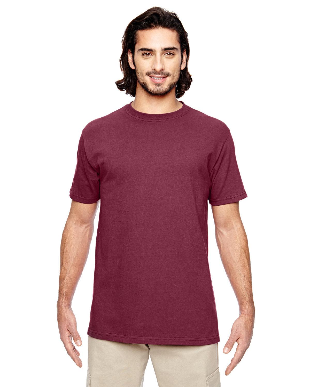 econscious Men's 100% Organic Cotton Classic Short-Sleeve T-Shirt MANZANITA