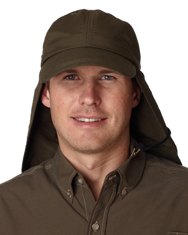 Adams Extreme Outdoor Cap OLIVE