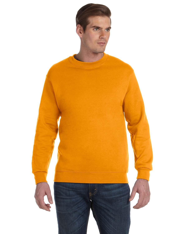 Gildan Adult DryBlend® Adult 50/50 Fleece Crew TENNESSEE ORANGE