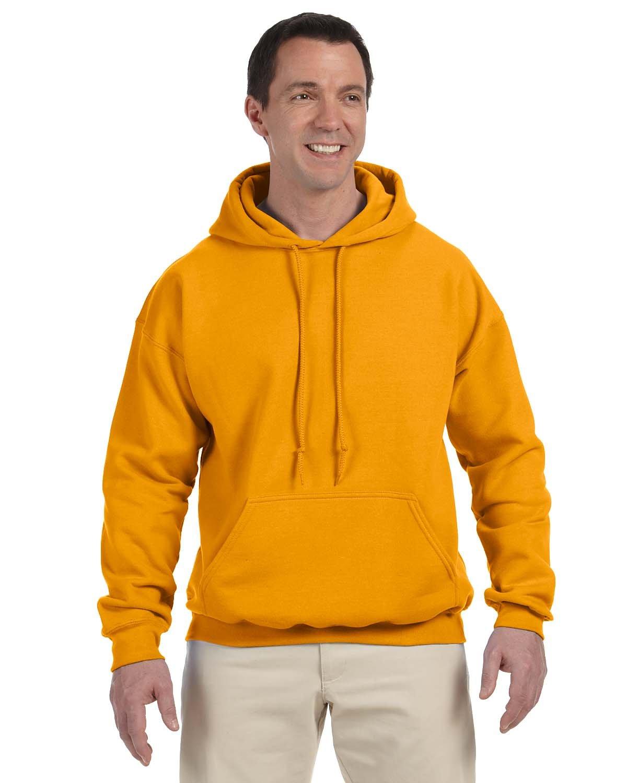 Gildan Adult DryBlend® Adult 50/50 Hooded Sweatshirt TENNESSEE ORANGE