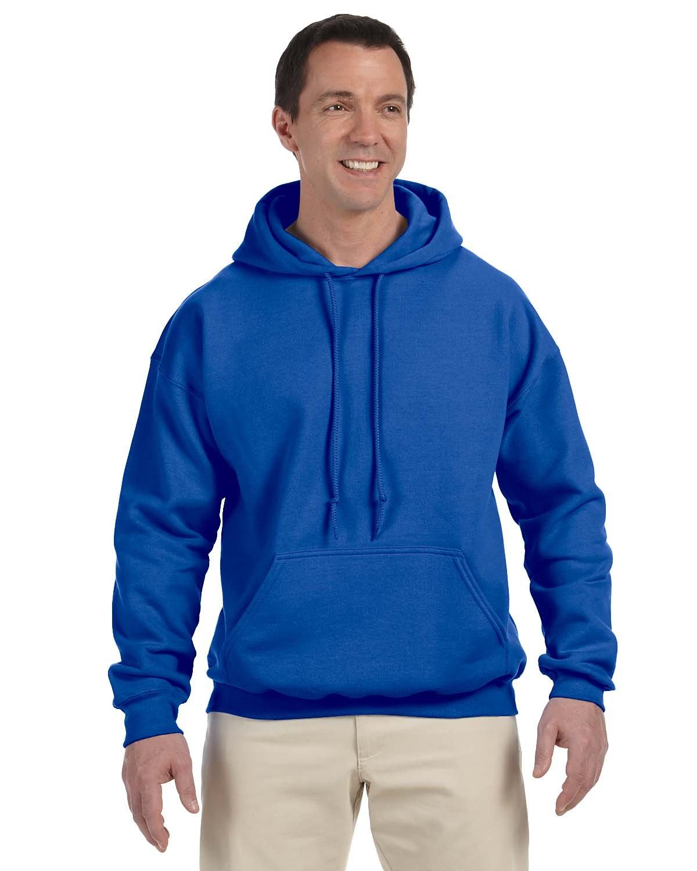 Gildan Adult DryBlend® Adult 50/50 Hooded Sweatshirt ROYAL