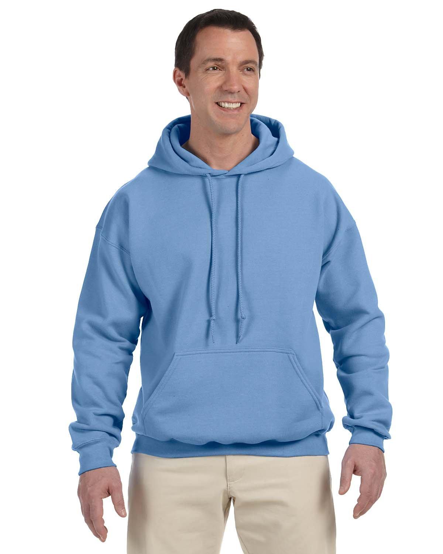 Gildan Adult DryBlend® Adult 50/50 Hooded Sweatshirt CAROLINA BLUE