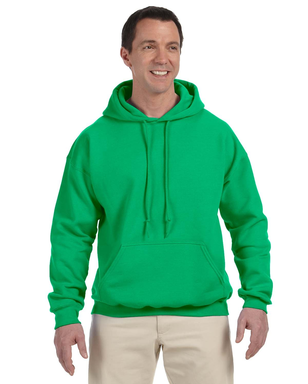 Gildan Adult DryBlend® Adult 50/50 Hooded Sweatshirt IRISH GREEN