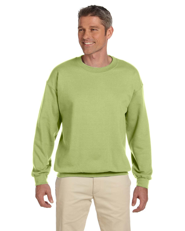 Gildan Adult Heavy Blend™  50/50 Fleece Crew KIWI