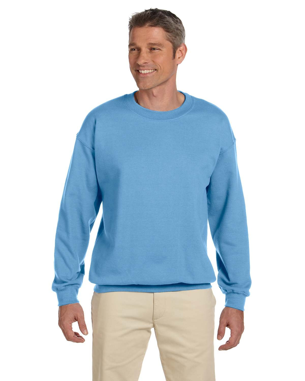 Gildan Adult Heavy Blend™ 50/50 Fleece Crew CAROLINA BLUE