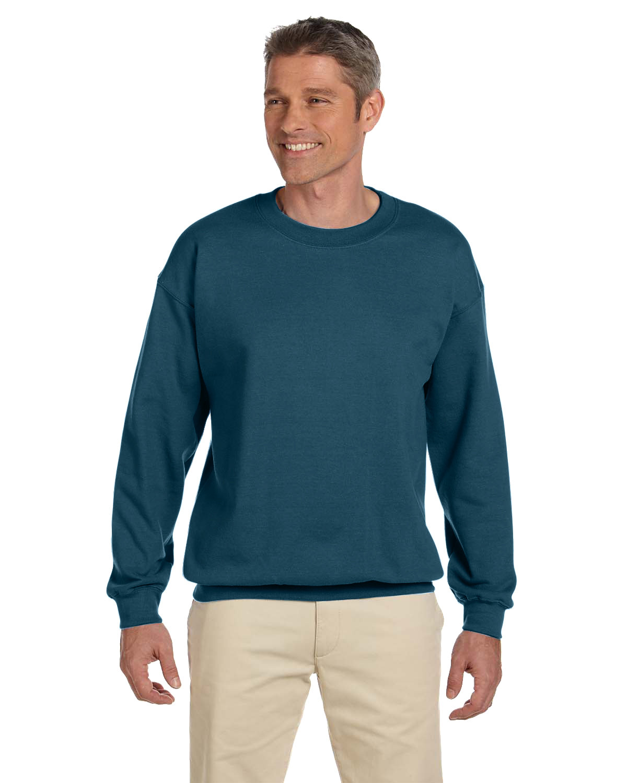 Gildan Adult Heavy Blend™ 50/50 Fleece Crew LEGION BLUE