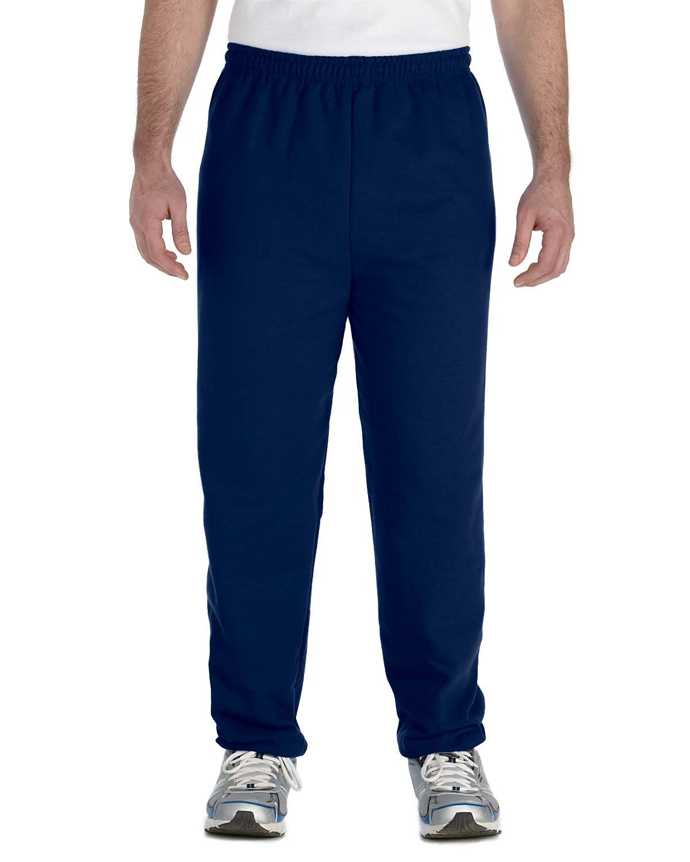 Gildan Adult Heavy Blend™ Adult 8 oz., 50/50 Sweatpants NAVY